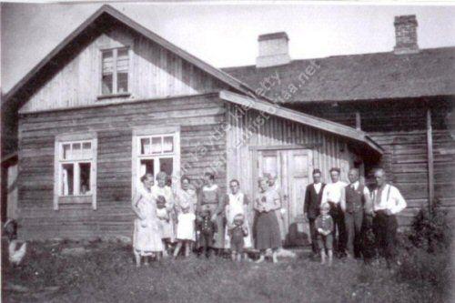 Mustajärven talo