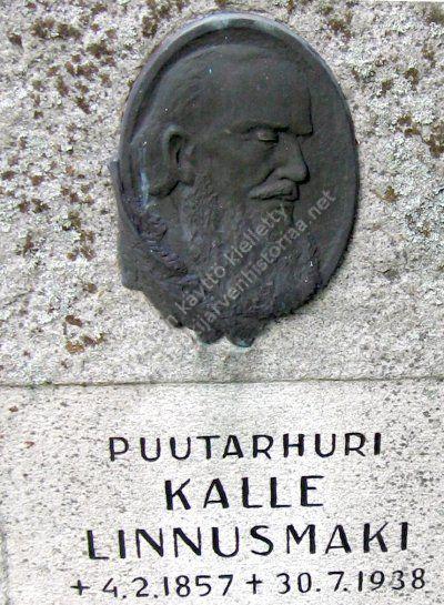 Reliefi hautakivessä