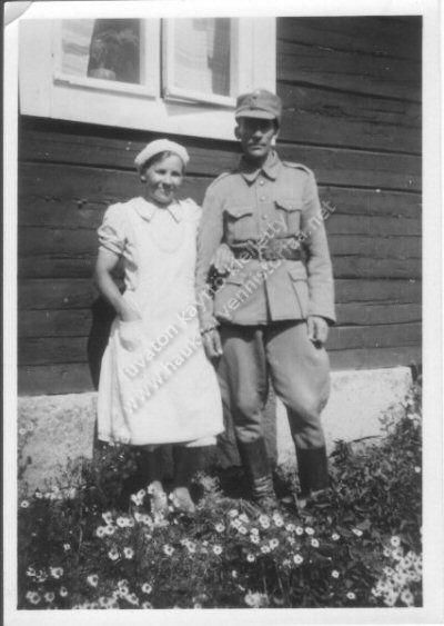 Kaisa ja Eino Laaksonen