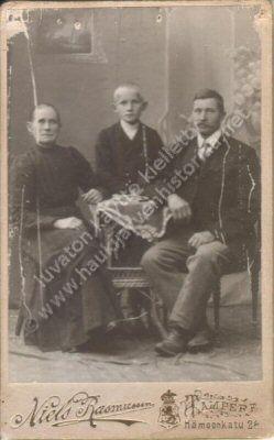 Maija, Hugo ja Kalle Selkee